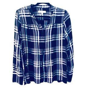 LOFT Shirt. Size Large